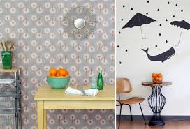 Unusual Screen Spoonflower Funds With Stickers Fancy Wallpaper For Your Chic Wall Decoration