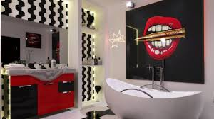 100 Pop Art Interior Bathroom Decor Around The World