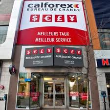 calforex currency exchange 1230 rue peel ville