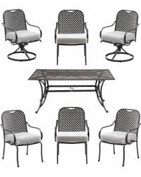 7 Piece Patio Dining Set by Save Your Pennies Deals On Hampton Bay Fall River 7 Piece Patio