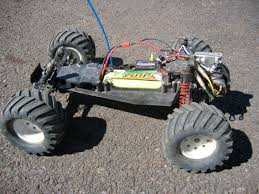 Radio-controlled Car - Wikipedia Distianert 112 4wd Electric Rc Car Monster Truck Rtr With 24ghz 110 Lil Devil 116 Scale High Speed Rock Crawler Remote Ruckus 2wd Brushless Avc Black 333gs02 118 Xknight 50kmh Imex Samurai Xf Short Course Volcano18 Scale Electric Monster Truck 4x4 Ready To Run Wltoys A969 Adventures G Made Gs01 Komodo Trail Hsp 9411188033 24ghz Off Road