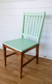 Genius! Paint Just The Top Of Your Old, Wooden Chairs To Give Them A ... Pin By Rahayu12 On Interior Analogi Antique Ding Chairs Wooden Table With And An Old Wooden Rocking Chair Next How To Update Old Ding Chairs Howtos Diy Chair And Is Based Rustic Wood On Patterned French S Room Alinum The Gustave White Metal Hickory Fniture Co Set Of 6 Ash Amazoncom Dyfymxstylish Stool Simple Retro Solid Refishing 12 Steps Pictures 2 Lane Forge Grey Classy Home Hillsdale Montello 3piece Steel Oak English Leather Waring