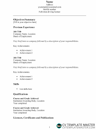 Basic Résumé Template - CV Template Master Best Of Free Word Resume Templates Fresh Basic Template Samples 125 Example Rumes Formats Resumecom Microsoft Curriculum Vitae Cv College Student Sample Writing Tips Genius For Copy Paste Easy Pinterest Format Over 100 Free Resume Mplates For Kandocom 20 Download Create Your In 5 Minutes 30 Examples View By Industry Job Title And Cover Letter 36 Jobscan