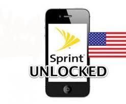 how to unlock iphone 5 sprint sprint factory unlock code for sprint usa 100 premium server