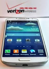 Shop Verizon Prepaid Samsung Galaxy S4 White No contract 4G LTE CDMA