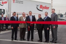 100 Ryder Truck Rental Rates Opens New Maintenance Facility In Santa Fe