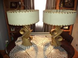 Ebay Antique Table Lamps by 302 Best Ugly Lamp Land Of Vintage Images On Pinterest Vintage