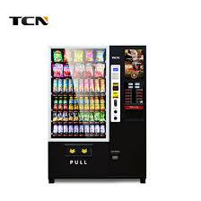 2018 Hot Sale Snacks Drink Combo Coffee Vending Machine