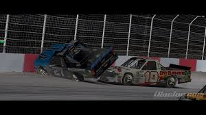100 Ralph Smith Trucking Getting Junked At The Bullring Podium ESports Truck Series Gold Division