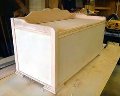 toy box free woodworking project plans toy boxes hope chest