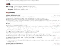 Styles Latex Cv Template Overleaf Resume Examples 47 Templates Rpi