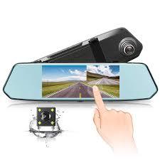 Amazoncom Dash Cam 7Inch IPS 1080P Backup Camera Touch Screen
