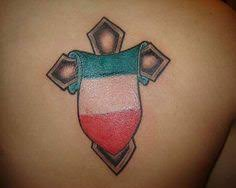 American Flag Tattoos Italian Tattoo