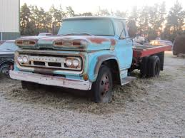 1960 Chevy 2 Ton Viking 60 Custom Cab