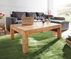 couchtische wohnzimmertisch massivholz metall modern tisch
