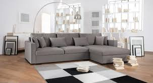 cdiscount canape d angle malma canapé d angle réversible 5 places pas cher cdiscount deco