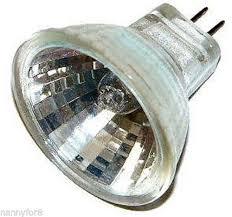one mr11 with uv stop cover lenses 5 watt 12 volt halogen fiber