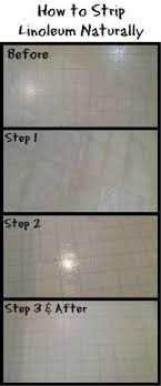 how to strip a linoleum floor naturally kitchens products and