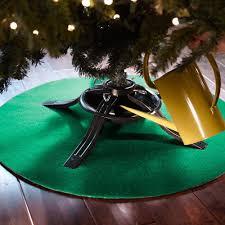Krinner Christmas Tree Genie M by Amazon Com The Christmas Tree Stand Mat Patio Lawn U0026 Garden