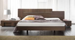 Lovable Modern Contemporary Bed Perfect Modern Platform Bedroom