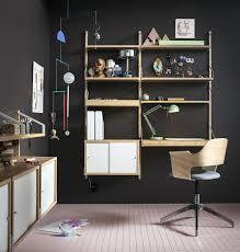 Surprising Wonderful Desk Shelves Office Full Size Simple Ikea Wall Shelf