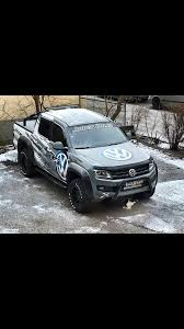 Too Bad This Volkswagen Truck Isn't Available In The US. | Auto ...
