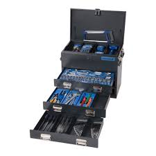 HOT PRICE + FREE DELIVERY KINCROME TRUCK BOX TOOL KIT 219 PIECE 1/4 ...