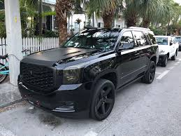 100 Yukon Truck Blacked Out 2018 Denali Blacked Out 2018 Denali 2