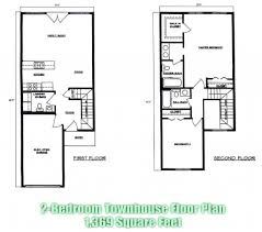 100 Townhouse Design Plans 2 Bedroom S S And Floor Modern