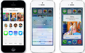 iOS 7 vs Android 4 3 Apple takes giant leaps while Android