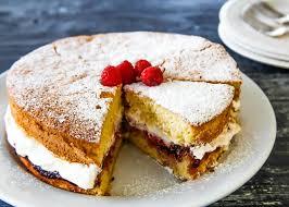Recipe for raspberry jam cake The Boston Globe