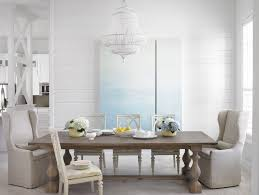 Table Chairs Dublin Dining Room Beach Style With White Chair Chandeliers