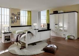 schlafzimmer komplett kleiderschrank bett nako kiefer massiv lanatura