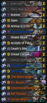 Warrior Hearthstone Deck Grim Patron by Ten Ton Hammer Warrior Decks To Try Now That Patron Is Dead