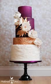 Purple Wedding Cakes With Prices Photo
