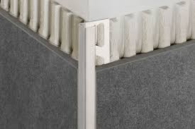 Schluter Tile Trim Uk by Schluter Quadec Edging U0026 Outside Wall Corners For Walls