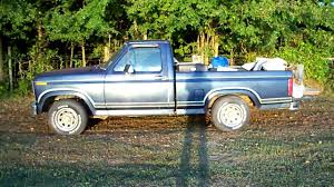 100 Ford Truck 1980 F100 YouTube