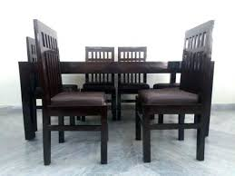 Second Hand Dining Room Tables Chairs With Regard To Furniture Inspire