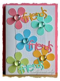 Greeting Card Craft Ideas Paper For Cards