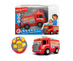 RC Happy Scania Fire Engine - Happy Series - Small Children - Brands ...