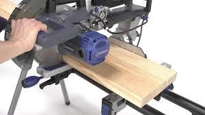 Kobalt Tile Cutter You Tube by Shop Kobalt 10 In 15 Amp Single Bevel Sliding Laser Compound Miter