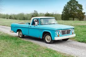 Classic American Pickup Trucks History Of Pickup Trucks 1960 Dodge ...