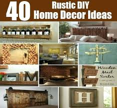 Cheap Rustic Home Decor Dynamicpeopleclub