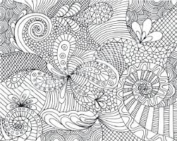 Hard To Color Coloring Pages Free Printable