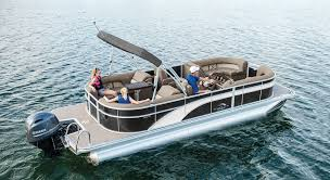 15 Top Pontoon & Deck Boats For 2018 | PowerBoating.com Wise Blastoff Series Bench Seat 203467 Fold Down Seats At Selecting The Best Deck Chair Boating Magazine Wander Directors With Side Table Folding Alinum Frame Rear Dorel Cosco Commercial Beige Upholstered 4pack Bcf Top 10 Boat Of 2019 Video Review Questions Answers