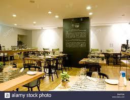 100 Inspira Santa Marta Hotel Lisbon Open Restaurant The Mediterranean Brasserie Housed In