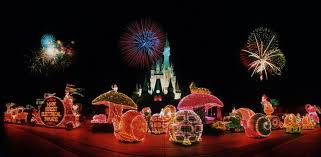 Disney Extinct Attractions The Main Street Electrical Parade