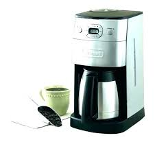 Cuisinart Coffee Maker Dcc 1200 Manual Parts And Grind Bean Grinder Cup Brew Coffeemaker Burr