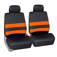 FH Group FB087115 Premium Neoprene Seat Covers, Airbag & Split ...