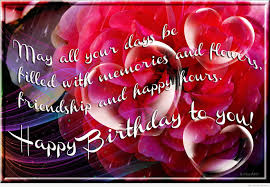 Download Free Happy Birthday Wallpapers with Quotes The Quotes Land